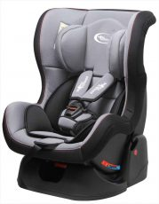 MamaKiddies Baby autósülés (0-18 kg) ezüst-fekete