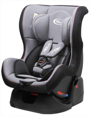 Mama Kiddies Baby autósülés (0-18 kg) ezüst-fekete