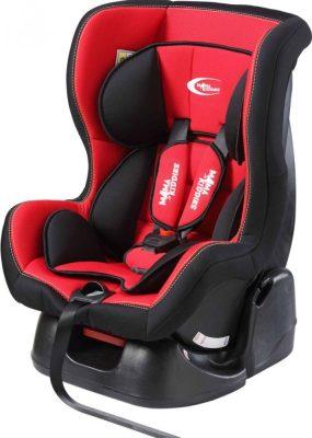 Mama Kiddies Baby autósülés (0-18 kg) piros