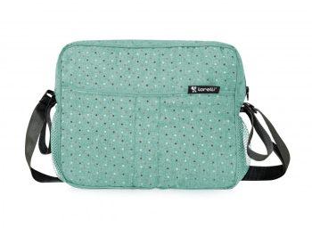 Lorelli pelenkázó táska - Green