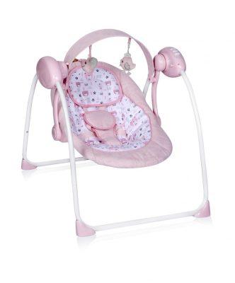 Lorelli Portofino elektromos babahinta - pink színben