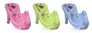 Bertoni Műanyag babatartó kádba - hippo