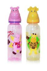 Baby Care állatfejes cumisüveg - 250 ml