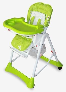 Mama Kiddies Star Zöld Multifunkciós etetőszék + Ajándék