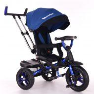 Mama Kiddies Riker Bluey Full Extra tricikli (360°-ban forgatható ülés)