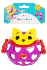 BamBam készségfejlesztő labda - cica