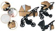 Mama Kiddies Camel 3az1-ben multifunkciós babakocsi + ajándék