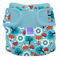 BambinoMio MioSoft mosható pelenka külső woodland fox mintával