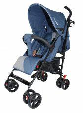 Mama Kiddies Mignon full extrás esernyőre csukható sport babakocsi kék színben + Ajándék