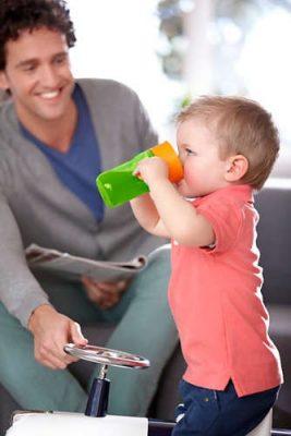 Philips Avent első ivópohár 340 ml - zöld