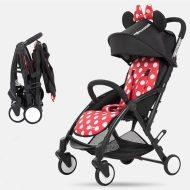 Mama Kiddies Go-Go Mini dönthető sport babakocsi ajándék cumisüvegtartóval