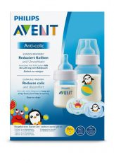Philips Avent Themebook szett Anti-colic (4 részes)