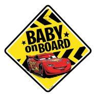 Baby on board jelzés - Verdák