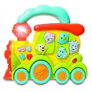 Baby Mix vonatos készségfejlesztő játék