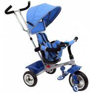 Baby Mix Rapid prémium tricikli kék színben