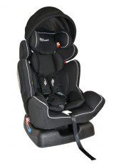 MamaKiddies Baby Extra Plus autósülés (0-36 kg) fekete színben ajándék napvédővel