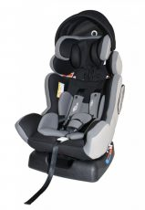 Mama Kiddies Baby Extra Plus autósülés (0-36 kg) szürke színben ajándék napvédővel