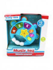 Baby Mix zenélő kör alakú játék