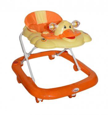 Mama Kiddies narancssárga kacsás bébikomp
