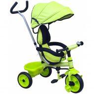 Baby Mix Ecotrike gyermek tricikli zöld színben