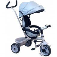 Baby Mix Ecotrike gyermek tricikli szürke színben