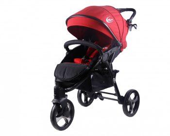 Mama Kiddies Explorer sport babakocsi kiegészítőkkel piros színben + ajándék lábzsák