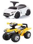 Lábbal hajtható autó / motor